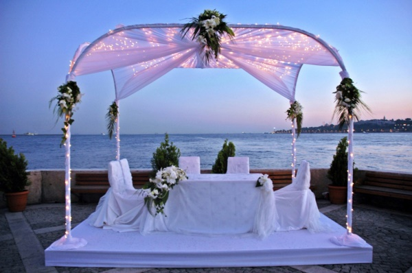 50 Romantic Wedding Decoration Ideas0021
