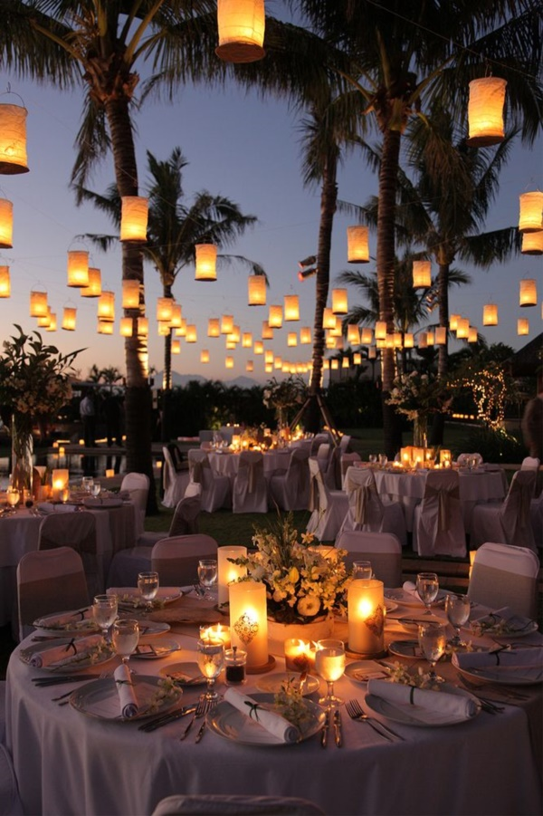 50 Romantic Wedding Decoration Ideas0031
