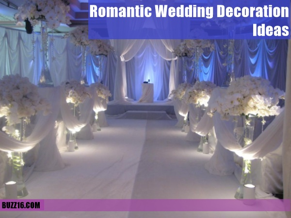 50 Romantic Wedding Decoration Ideas0101