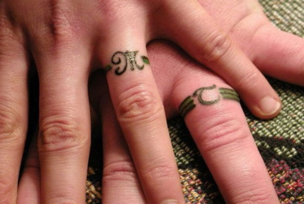 Adorable Couple Tattoo Designs and Ideas (27)