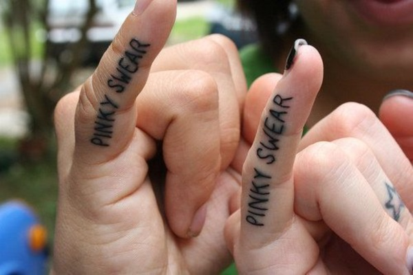 Adorable Couple Tattoo Designs and Ideas (7)