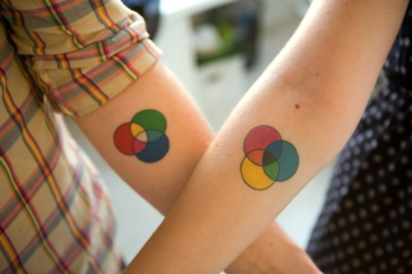 Adorable Couple Tattoo Designs and Ideas0021