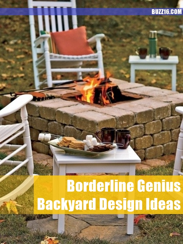 Borderline Genius Backyard Design Ideas (1.1)