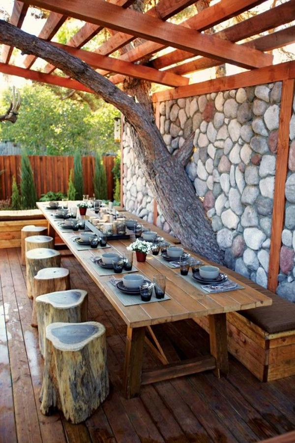 Borderline Genius Backyard Design Ideas (20.1)