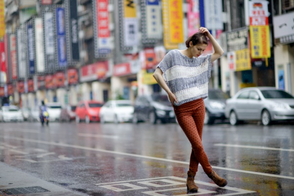 Fashion at Taipei Camera Street