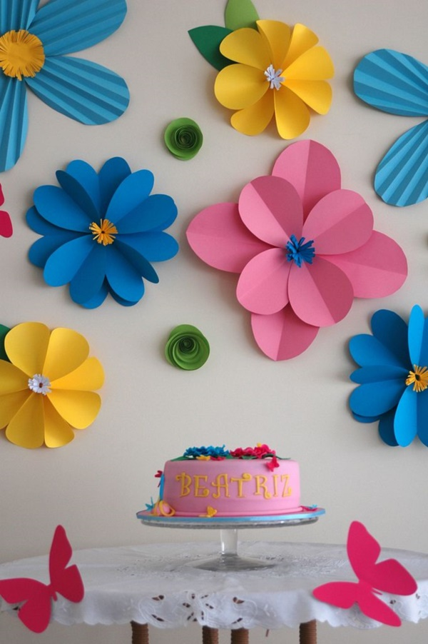 Creative And Useful Paper Flower Ideas0091