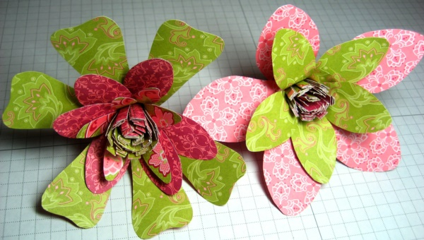 Creative and Useful paper flower Ideas0301