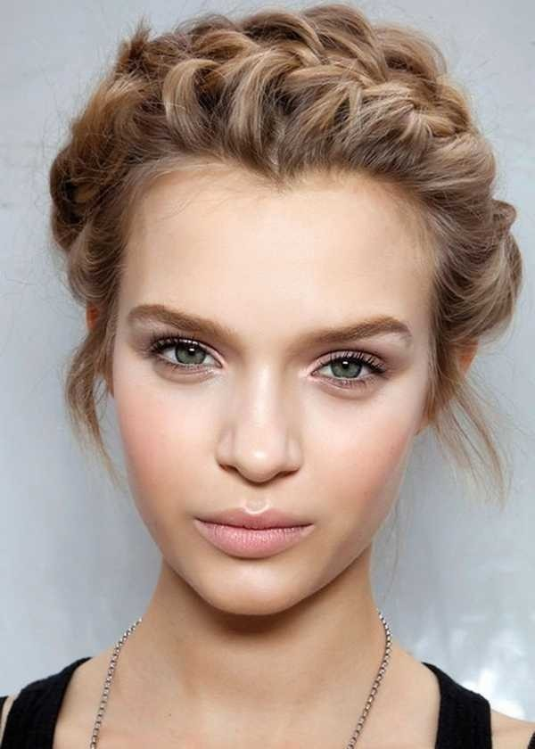 Swell 50 Cute Top Knot Bun Hairstyle Outfit Combos Short Hairstyles Gunalazisus