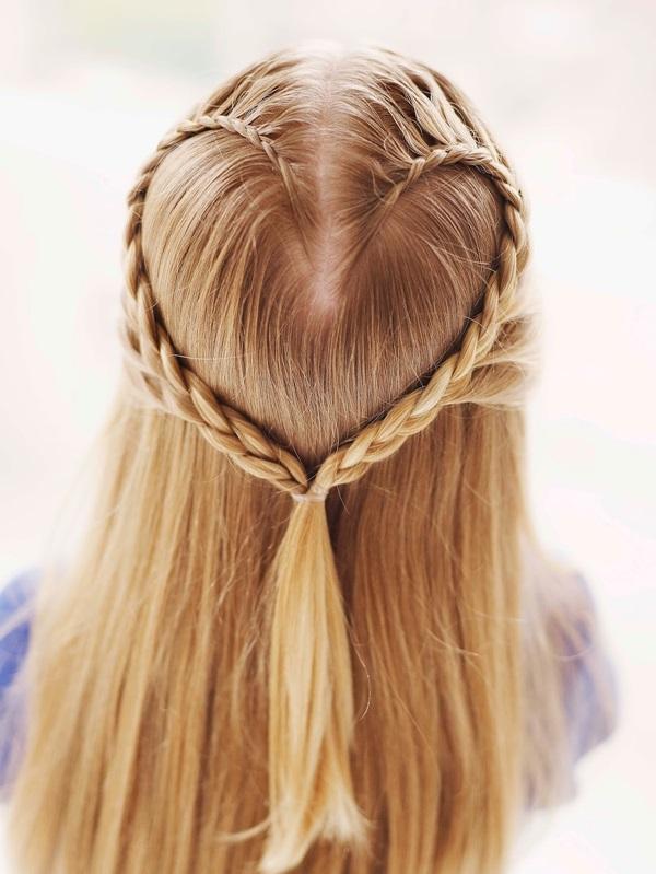 Cute braided hairstyles for long hair (12)
