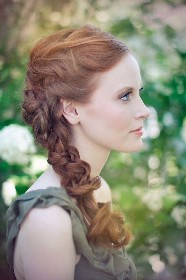 Cute braided hairstyles for long hair (15)