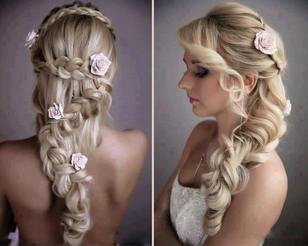 Cute braided hairstyles for long hair (16)