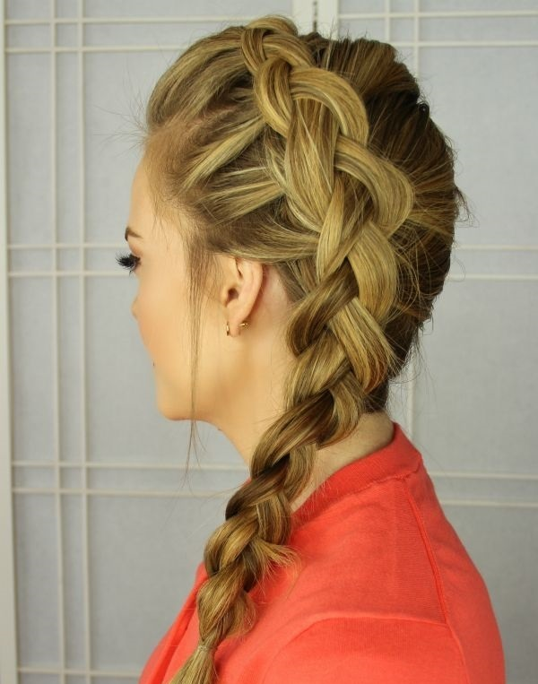 Cute braided hairstyles for long hair (22)