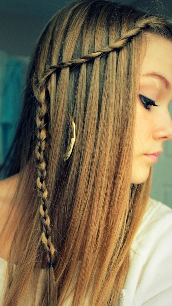 Cute braided hairstyles for long hair (25)