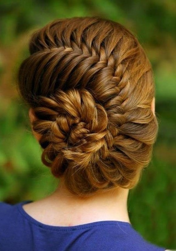cute braid styles for long hair 50 braided hairstyles for hair 8734 | Cute braided hairstyles for long hair 33