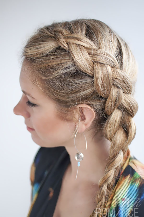 cute braid styles for long hair 50 braided hairstyles for hair 8734 | Cute braided hairstyles for long hair 34