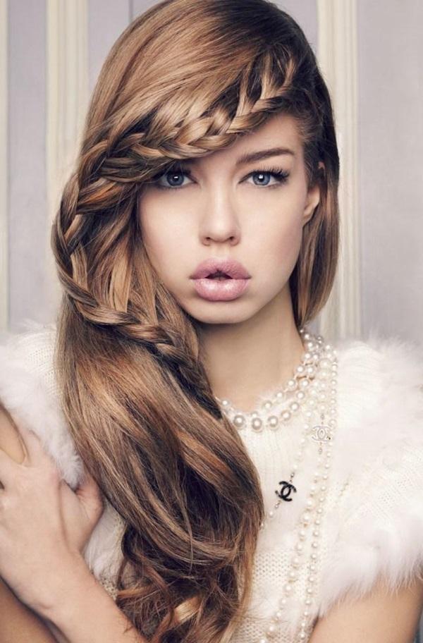Cute braided hairstyles for long hair (36)