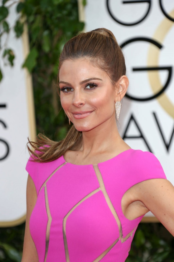 01/12/2014 - Maria Menounos - 71st Annual Golden Globe Awards - Arrivals - Beverly Hilton Hotel - Beverly Hills, CA, USA - Keywords: Theatrical Performance, California, Movie, Award, Television Show, Golden Globe Awards, Film Industry, Fashion, Arts Culture and Entertainment, Attending, Celebrities, celebrity 71st Golden Globe Awards Orientation: Portrait Face Count: 1 - False - Photo Credit: Andrew Evans  / PR Photos - Contact (1-866-551-7827) - Portrait Face Count: 1