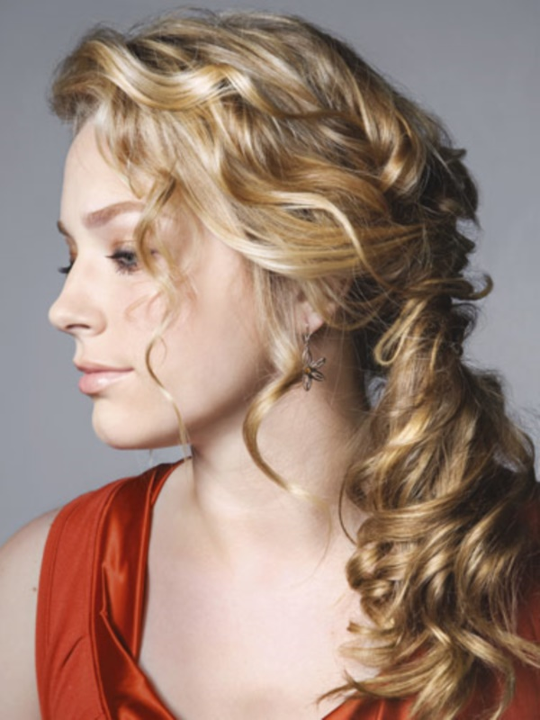 Fab Prom Hairstyle Ideas for Girls0381
