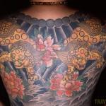 Irezumi-Tattoo