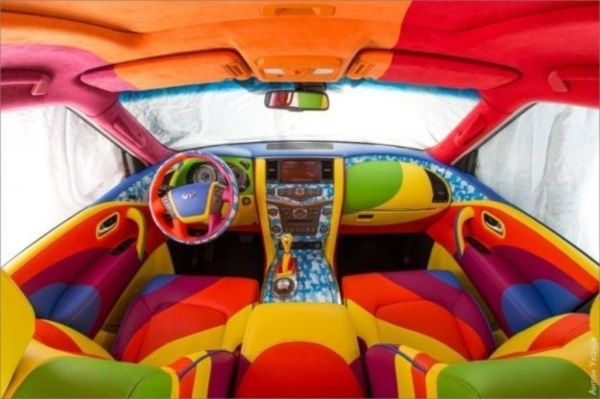 Jaw Dropping car interior decor Ideas0041