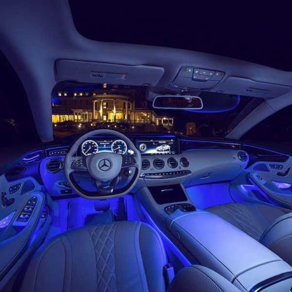50 Jaw Dropping Car Interior Decor Ideas