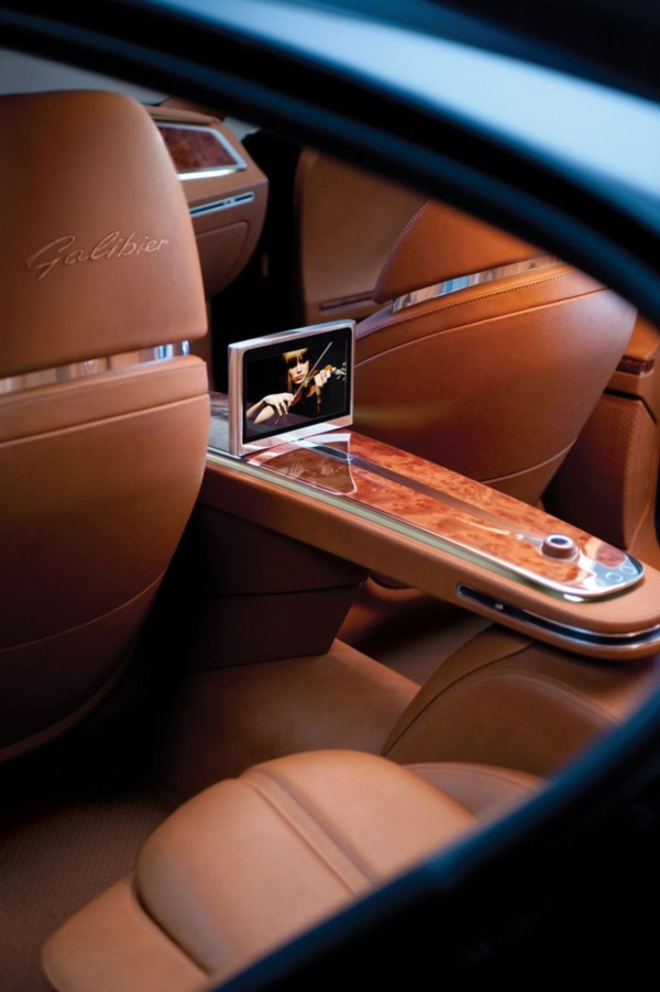 Bugatti 16C Galibier - World's Most Exclusive, Elegant and Powerful Sedan