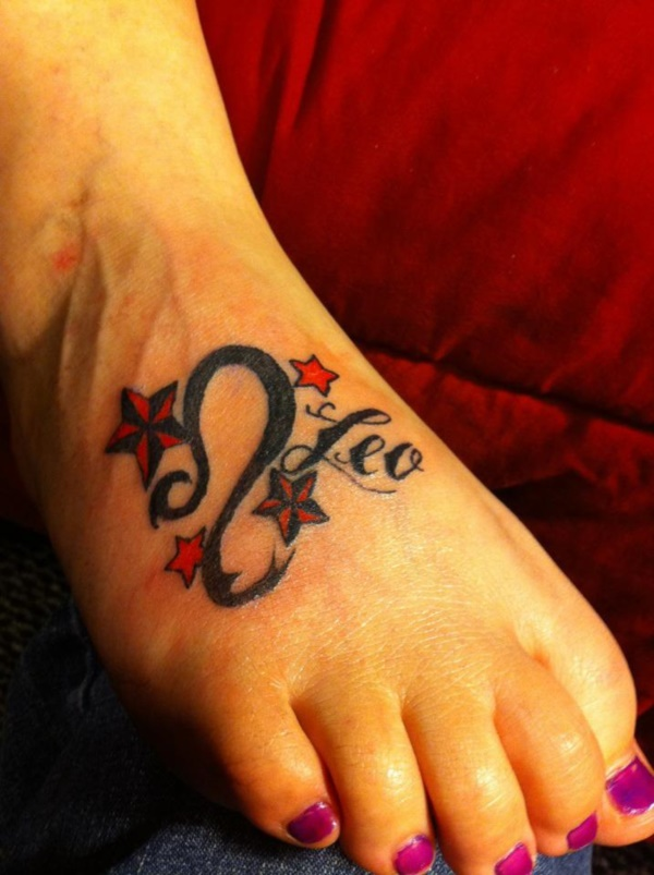 Latest 55 Beautiful Foot Tattoo Designs For Girls0101
