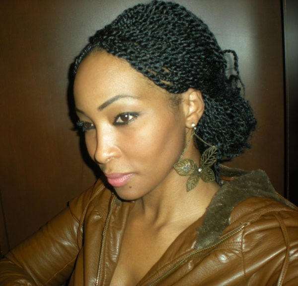 Latest  Hairstyles for Kinky Hair0131