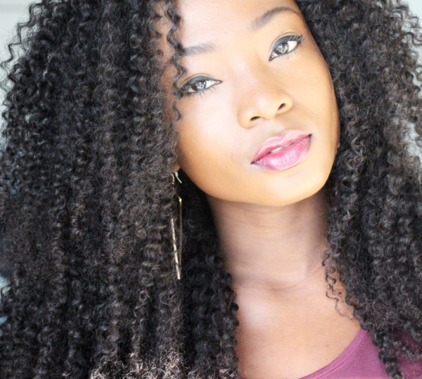 Latest  Hairstyles for Kinky Hair0401
