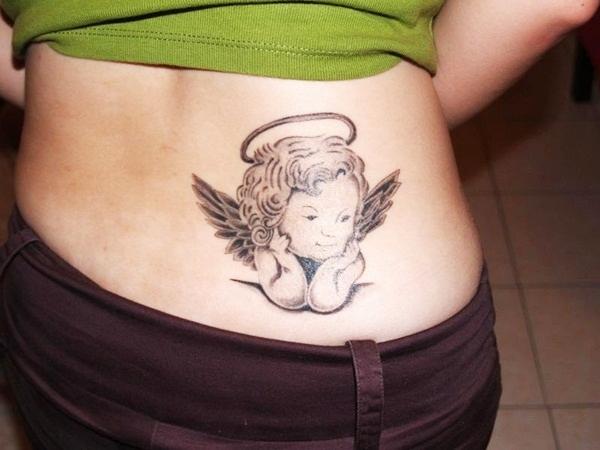 Lower Back Tattoo Design for Women1 (80)