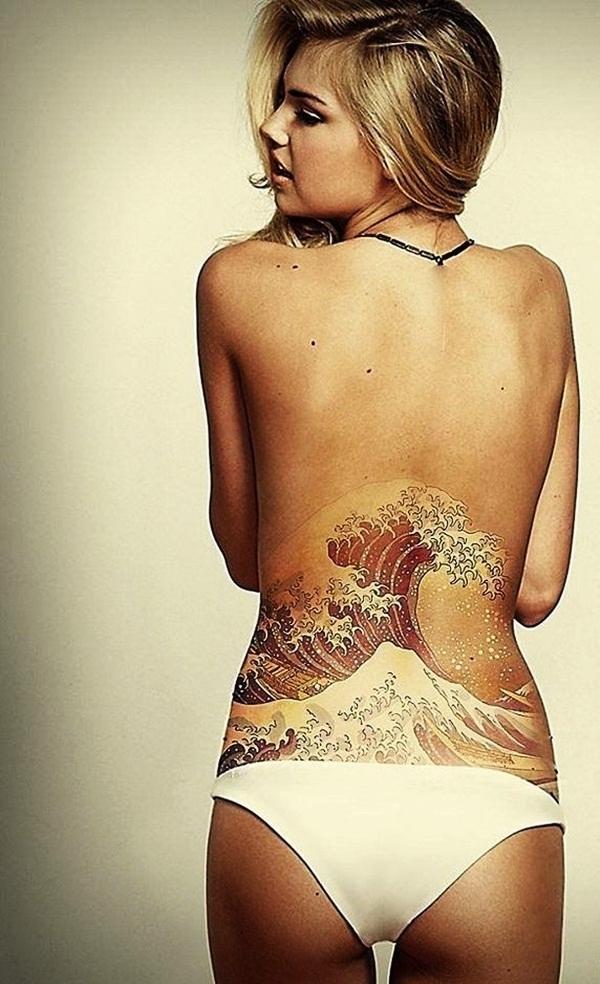 Lower Back Tattoo Design for Women1 (29)