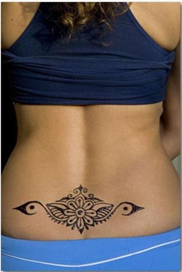 Lower Back Tattoo Design for Women1 (40)