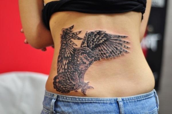 Lower Back Tattoo Design for Women1 (56)