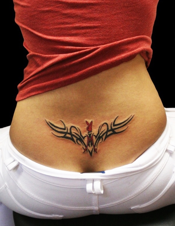 Lower Back Tattoo Design for Women1 (8)