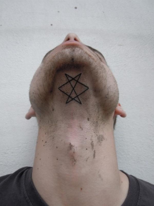 Nerdy Geometric Pattern Tattoo Designs0221