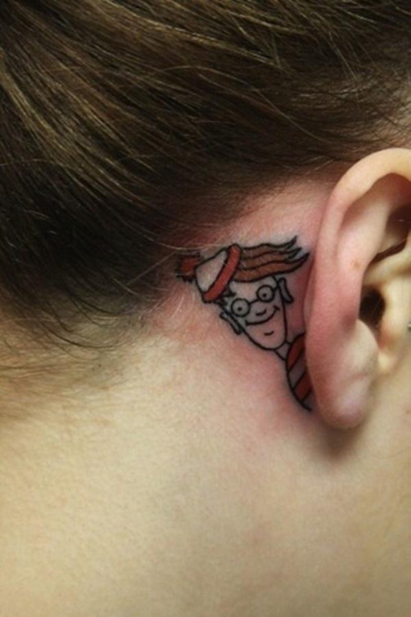 Nerdy Geometric Pattern Tattoo Designs0501