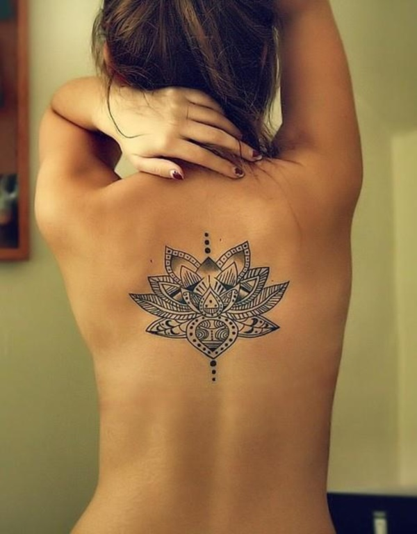 Sexy Hawaiian Tribal Tattoos for Girls0011