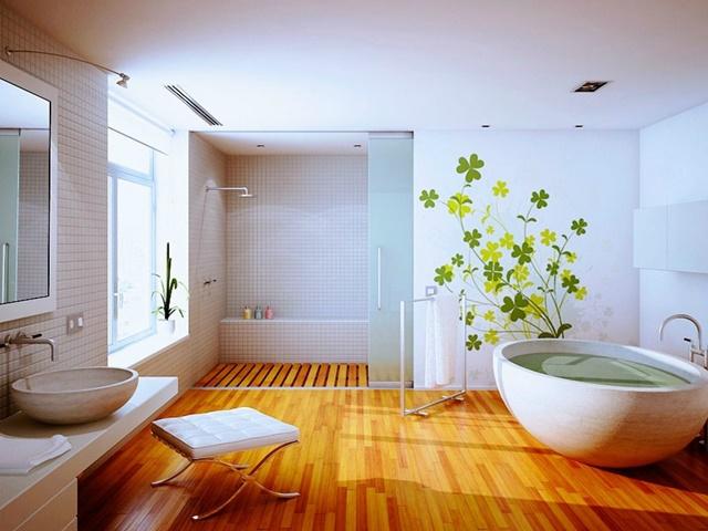 50 Brilliant Bathroom Design Ideas