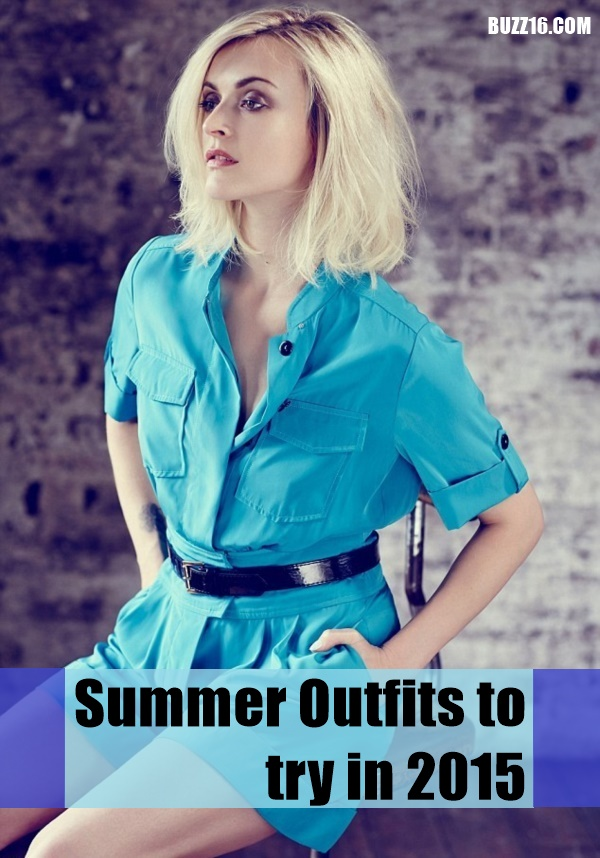 latest Summer Outfits to try in 20150071