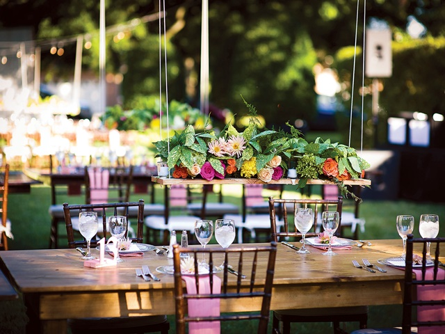 50 romantic wedding decoration ideas junglespirit Image collections