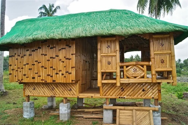 50 Breathtaking Bamboo House Designs