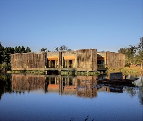 50 Breathtaking Bamboo House Designs0311