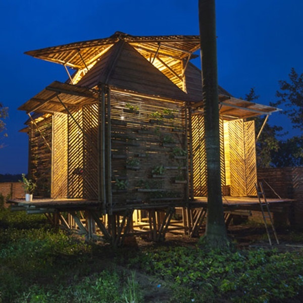 50 Breathtaking Bamboo House Designs0321