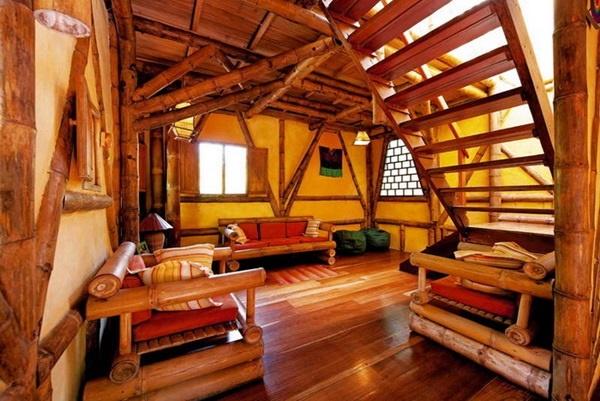 50 Breathtaking Bamboo House Designs0451