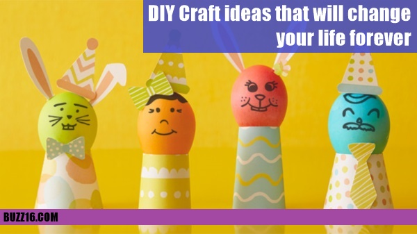 50 DIY Craft ideas that will change your life forever0161