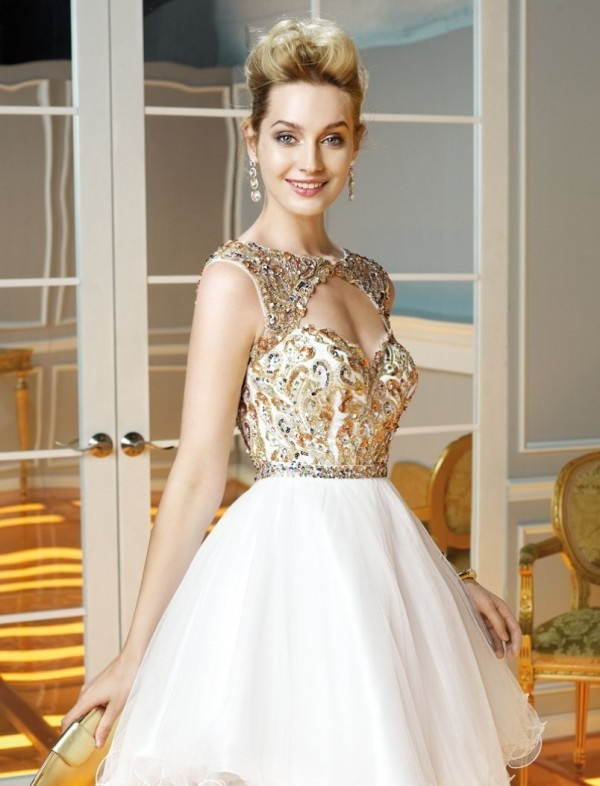 50 Gorgeous Prom Dresses to Rule the Party0011