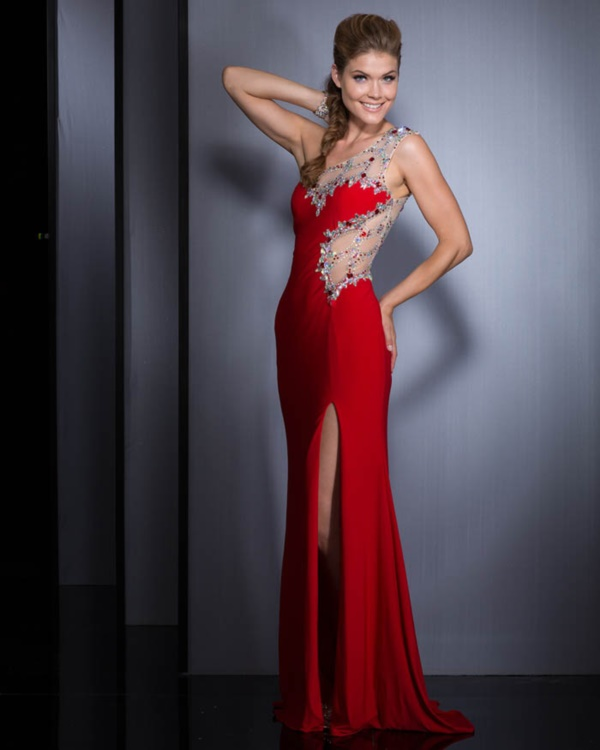 50 Gorgeous Prom Dresses to Rule the Party0241