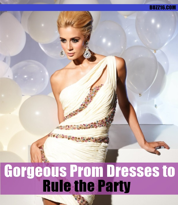 50 Gorgeous Prom Dresses to Rule the Party0281