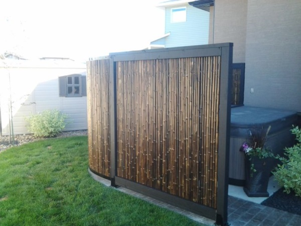 Beautiful and Safe garden privacy ideas0101