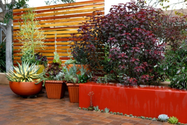 Beautiful and Safe garden privacy ideas0281